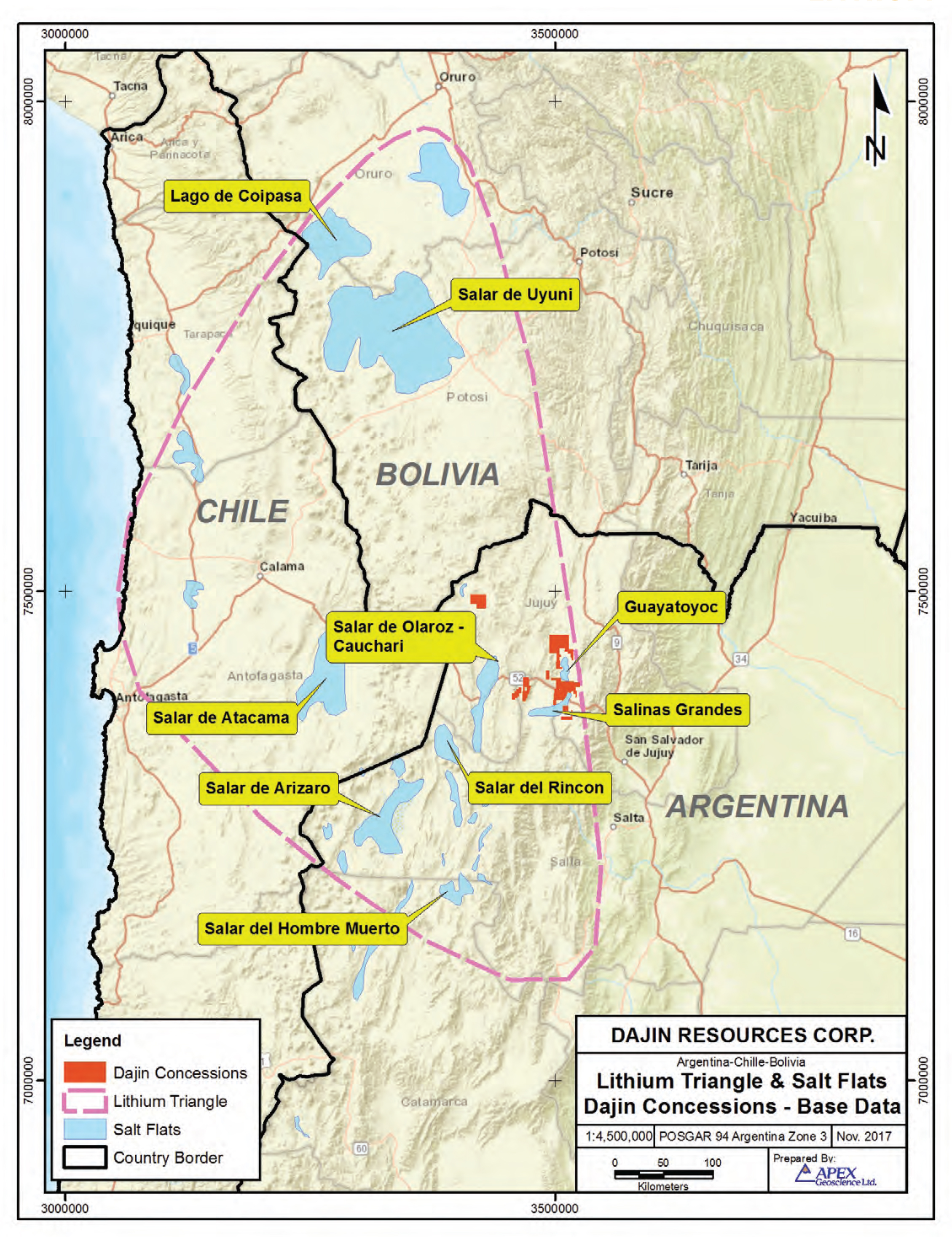 Resource World Provides Update On South America S Lithium
