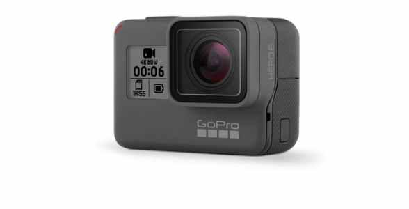 GoPro Hero 6 Black 運動攝影機的缺點?