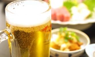 二日酔い予防には柿の葉茶が有効?