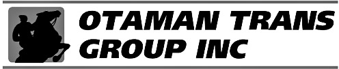 Otaman Trans Group Inc