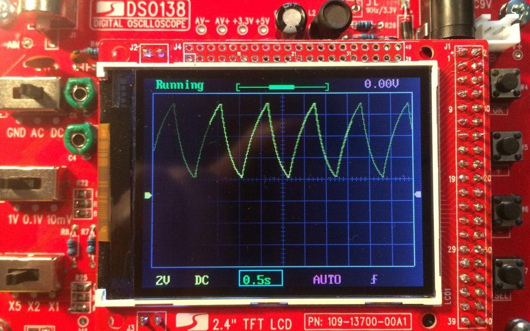Building A Oscilloscope : How to build a cheap eurorack oscilloscope for under