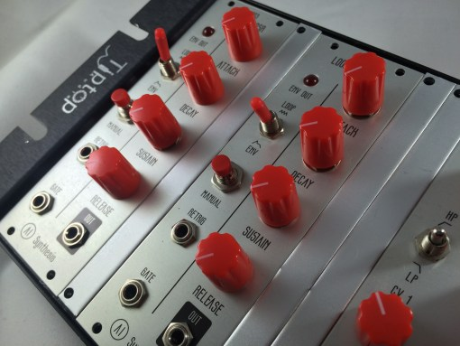 Eurorack ADSR DIY Synth Kit