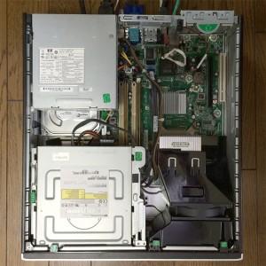 デスクトップパソコン(内部)