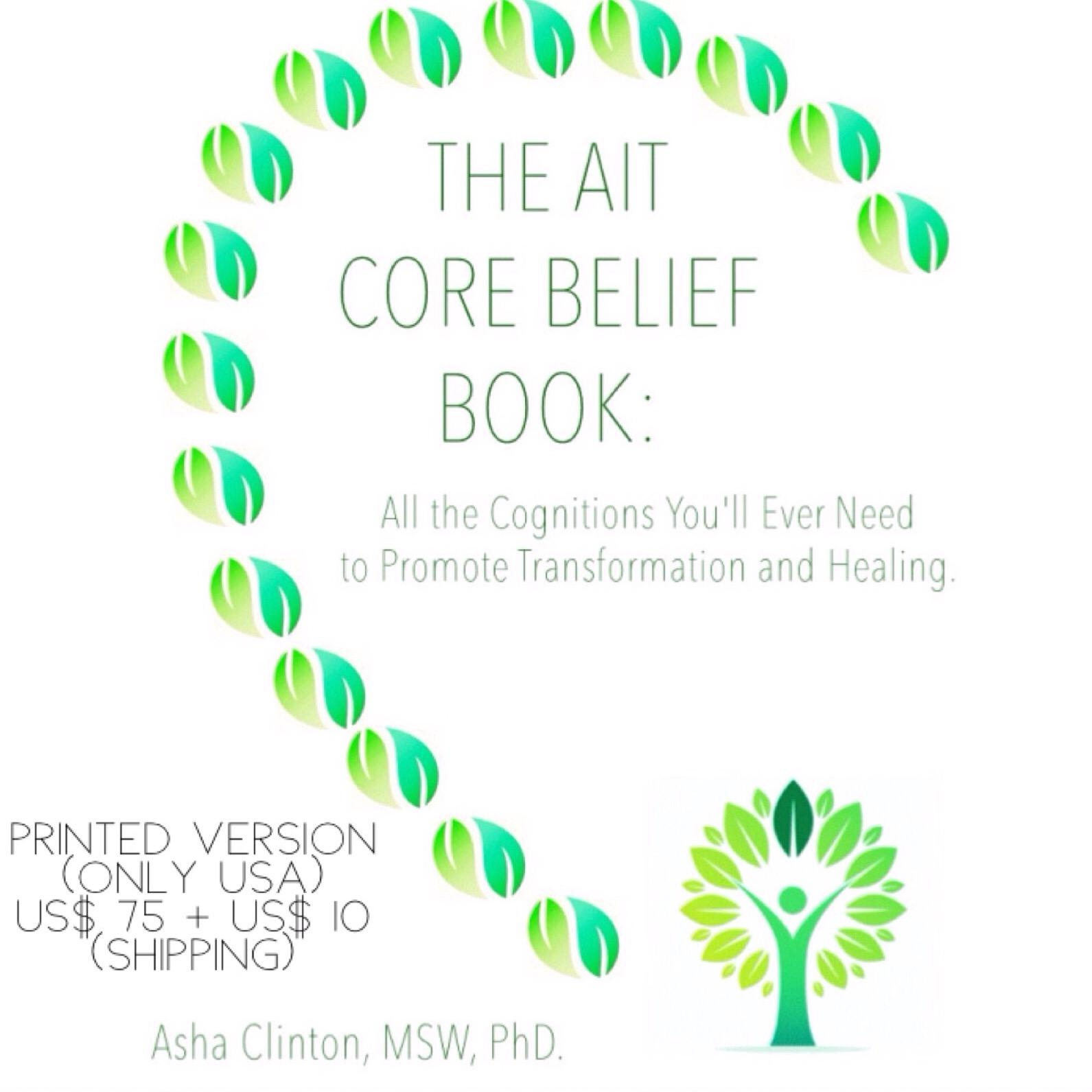 Core Beliefs Matrix Book