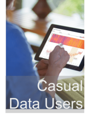 Casual Data Users