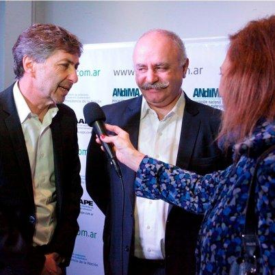 Directores ANDIMA | Javier Maltz y Pablo Messineo