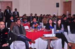 2. Part of the gathering of Top tour operators in India who were part of the presentation