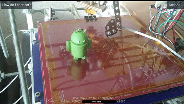 تطبيق تحويل أجهزة أندرويد إلى كاميرا لاستخدامها على الحاسب