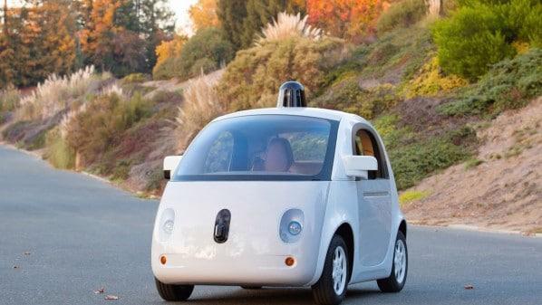 النموذج النهائي لسيّارت جوجل ذاتيّة القيادة