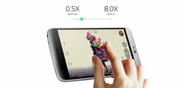"""إل جي تطلق نسخة بالمعالج """"كوالكوم سنابدراجون 652"""" من هاتفها G5"""