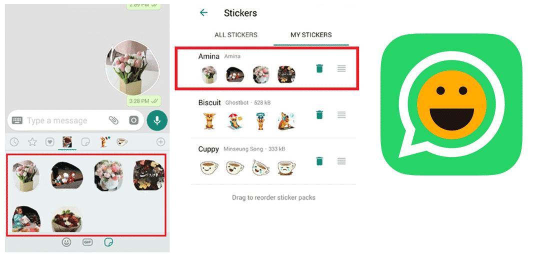 كيف يمكنك إنشاء ملصقات واتساب خاصة بك وإضافتها للتطبيق البوابة