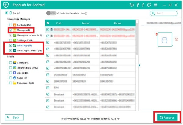 كيفية استرداد رسائل واتساب المحذوفة مع وجود نسخة احتياطية منها