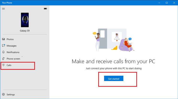 كيف يمكنك استخدام تطبيق Your Phone لإجراء المكالمات من حاسوبك؟