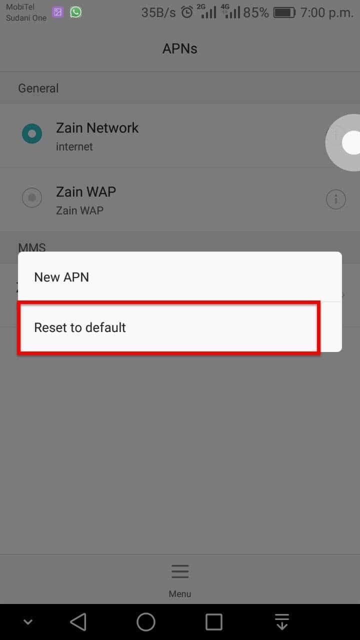 7 نصائح لإعادة تشغيل بيانات الجوال على هواتف أندرويد