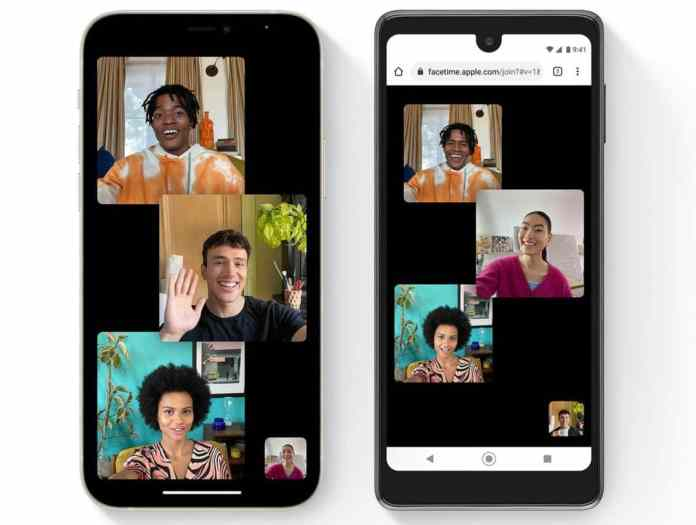 New Facetime Improvements in iOS 15