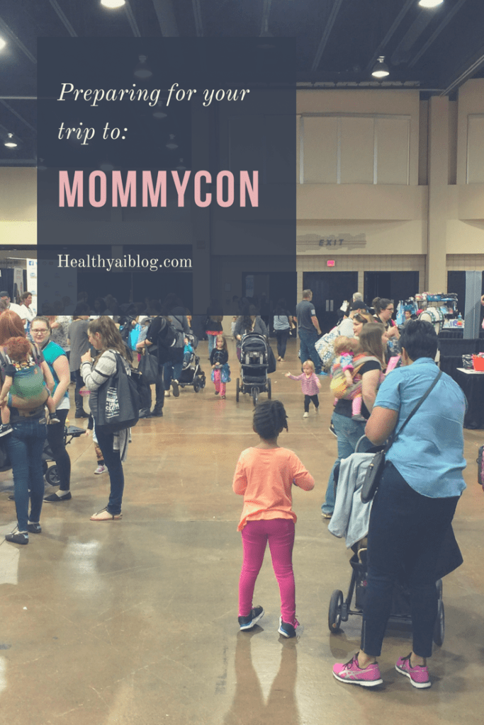 Awesome and Informative MommyCon 2018 Orlando healthyaiblog.com