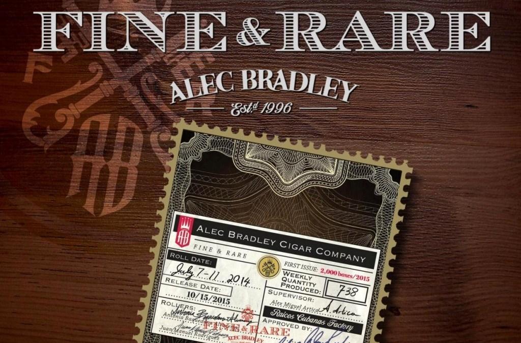 Alec Bradley Fine and Rare