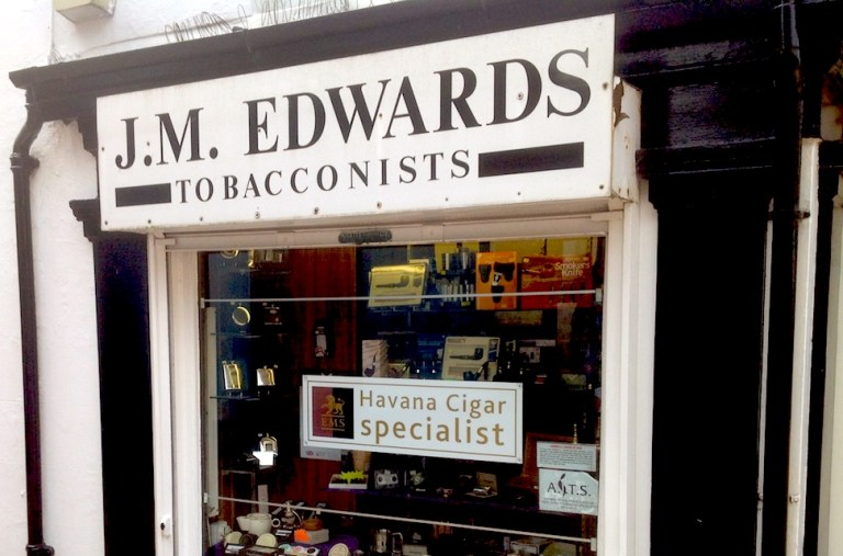 J M Edwards
