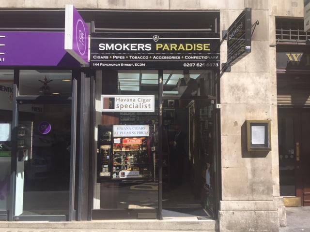 Smokers Paradise
