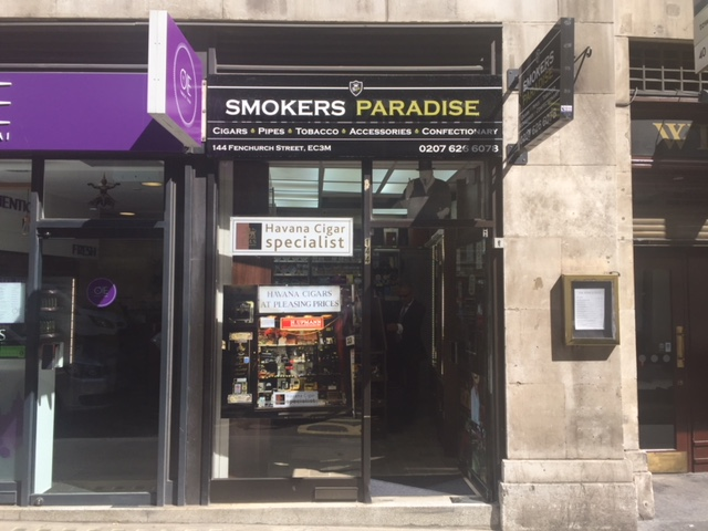 Featured Shop: Smokers Paradise