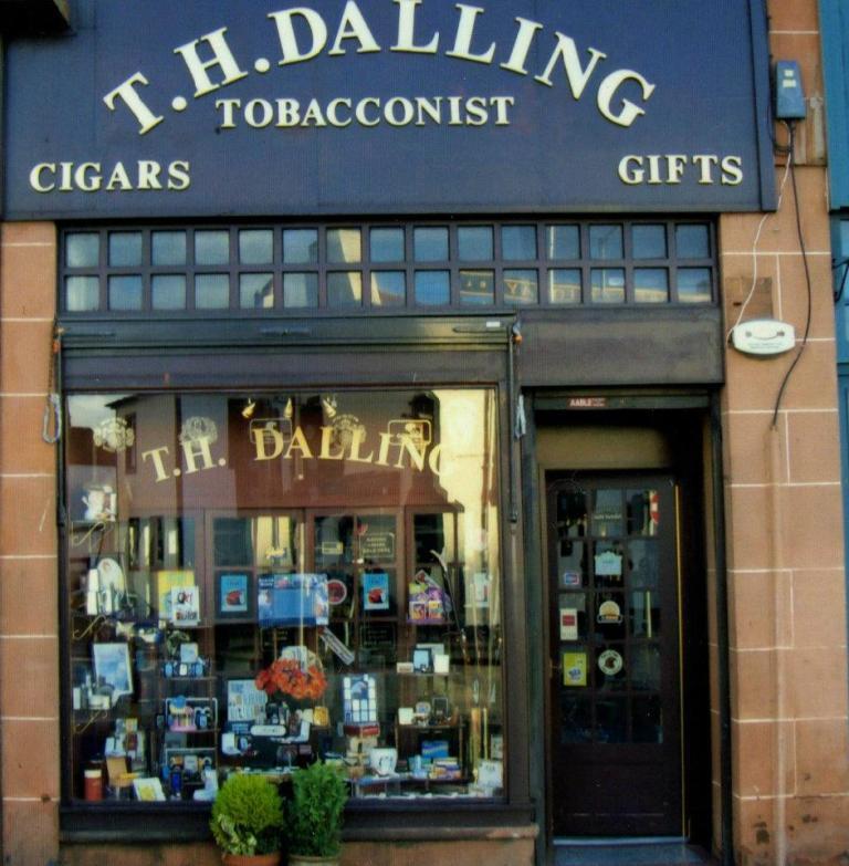 T H Dalling