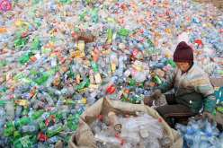 CHINA ENVIRONMENT POLLUTION RECYCLING
