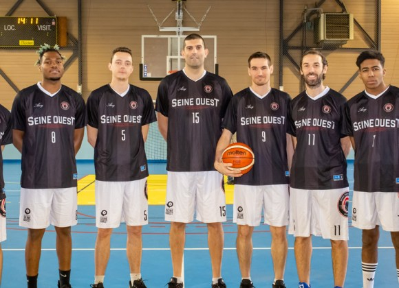 Seine Ouest Basket, premier As de Pré-Nationale