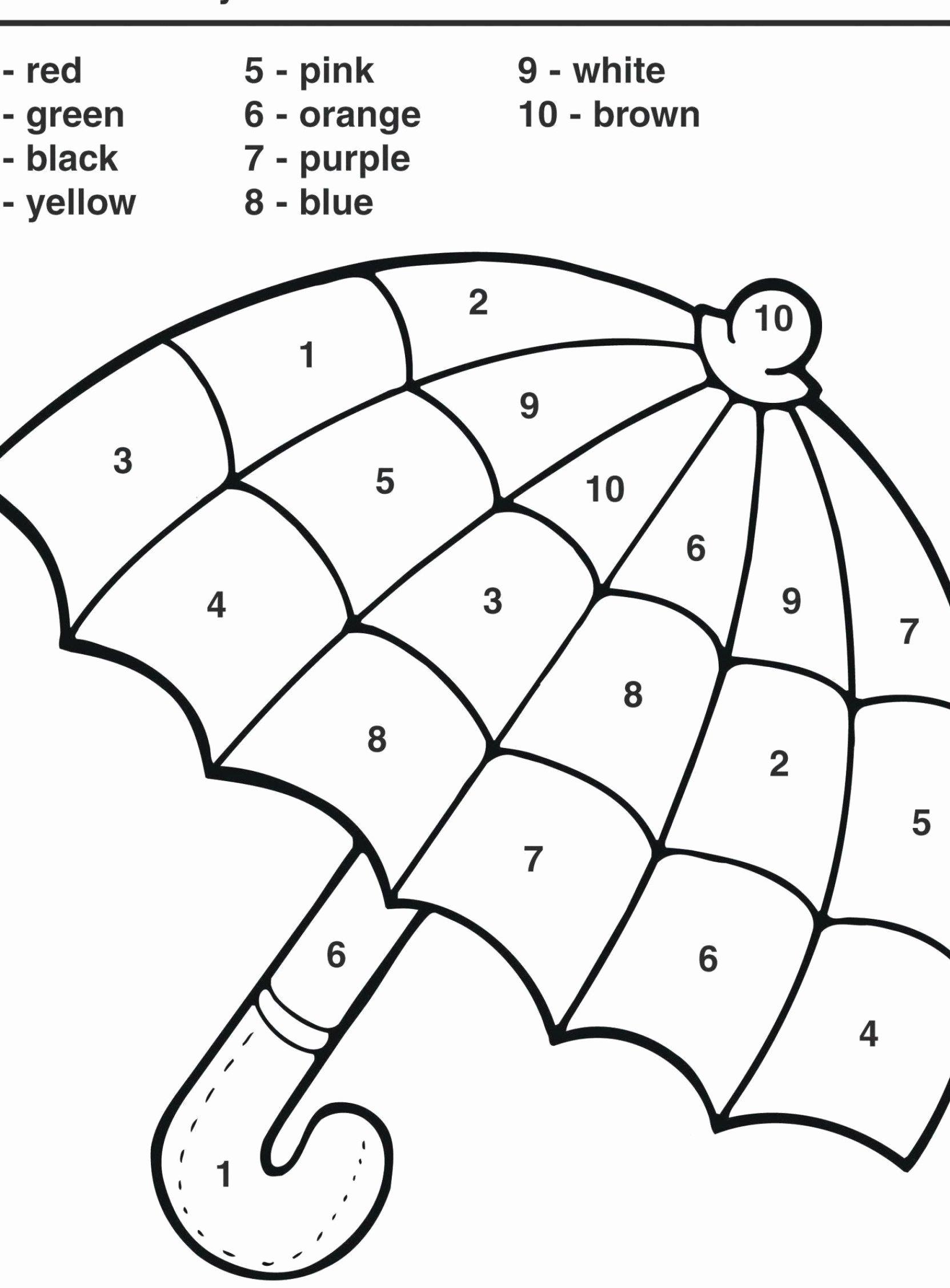 Green Worksheets For Preschoolers