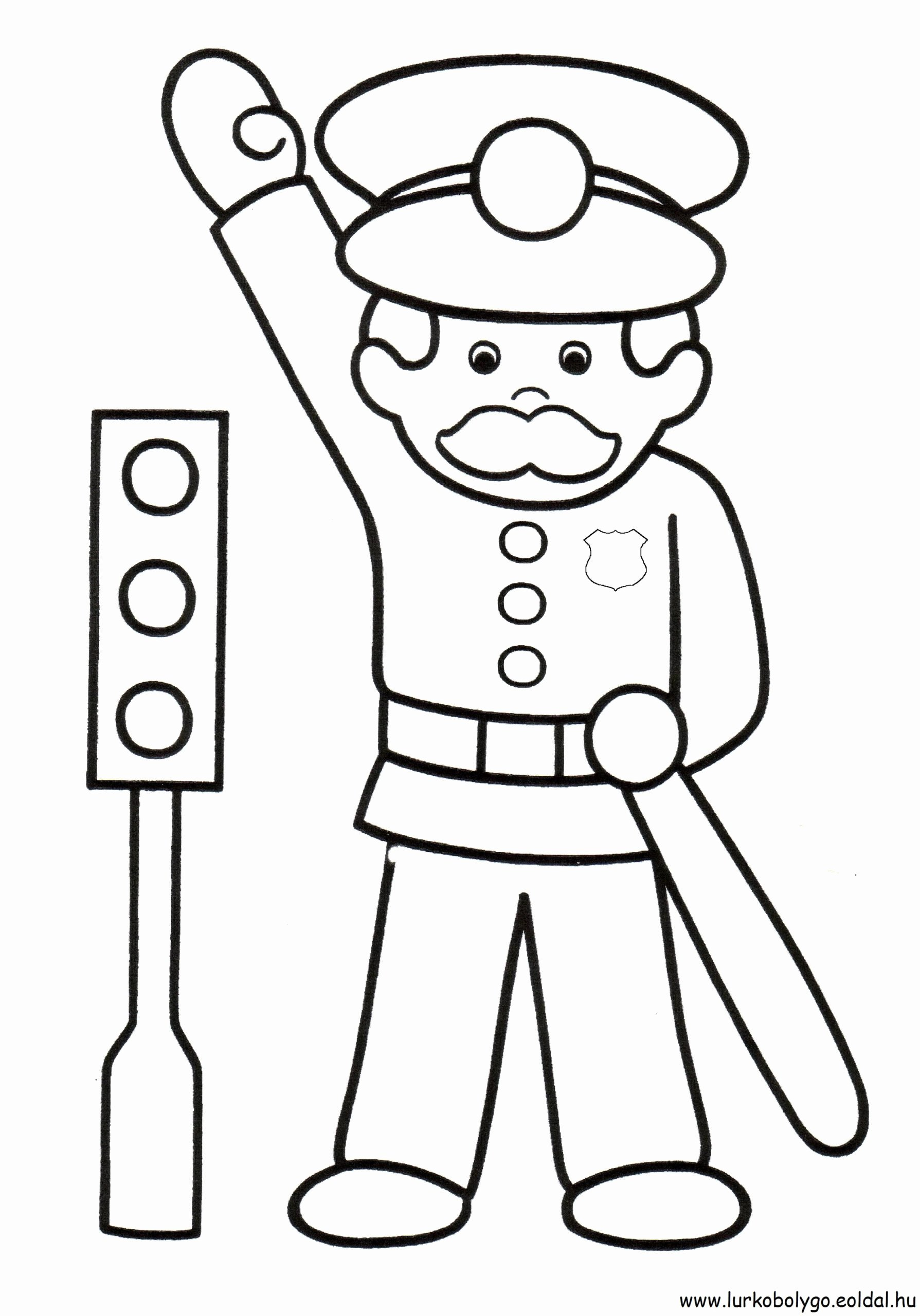 Road Safety Worksheets For Preschoolers