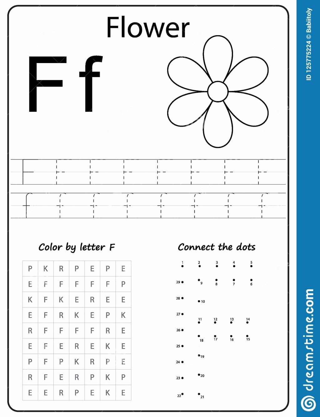 Strokes Worksheets For Preschoolers