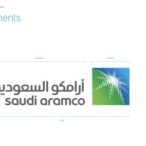 Aramco corporate identity