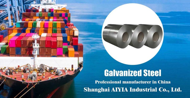 galvanized steel coil/sheet supplier in China