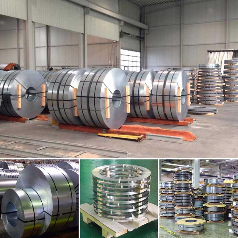 Fornitore di nastri in acciaio per molle in Cina
