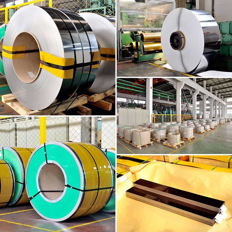 Stainless Steel Coil/Sheet(SS coil)