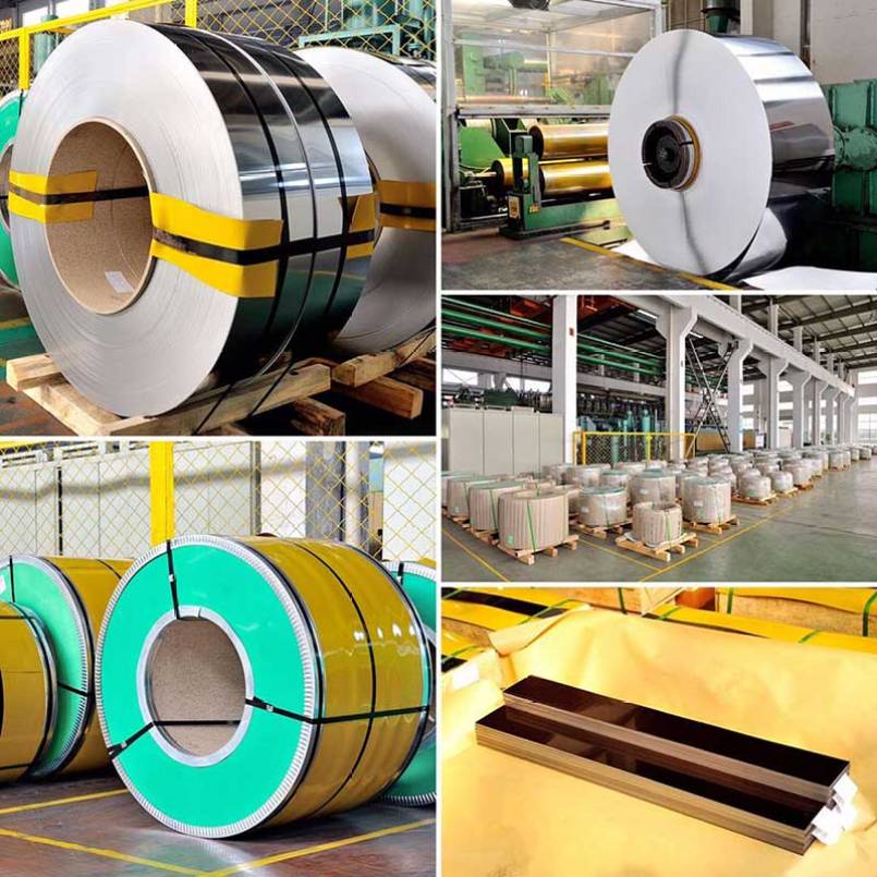 Stainless Steel Sheet/Coil/Plate