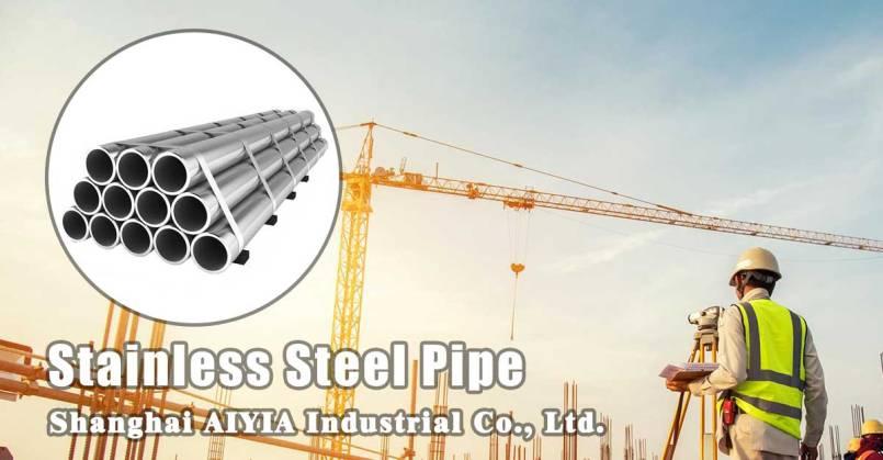 fornitore di tubi in acciaio inossidabile in Cina