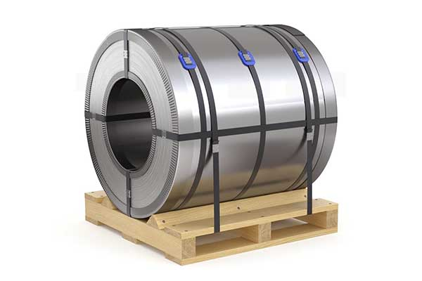 Steel Coil Horizontal Packaging