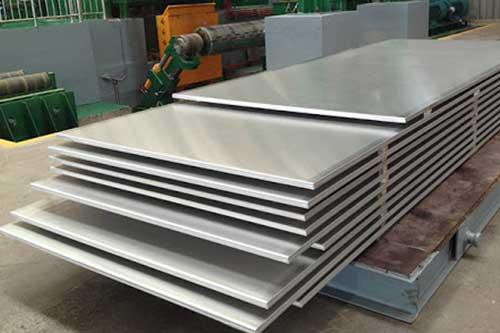 Foglio di alluminio 3104