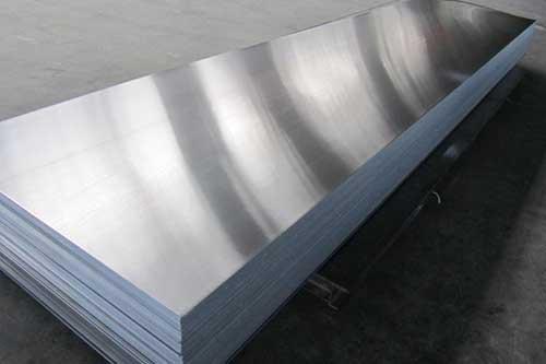 Foglio di alluminio 7005