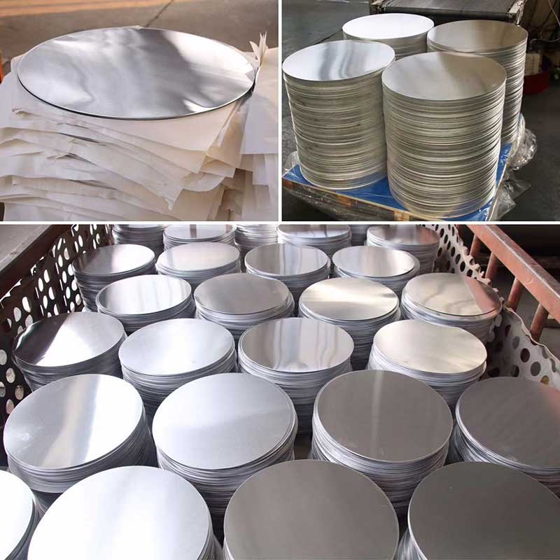 Stainless Steel Circle; Stainless Steel Disc
