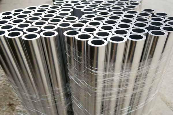 Tubo de alumínio de precisão