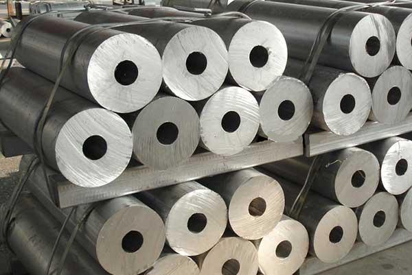 Tubo de Alumínio com Parede Espessa