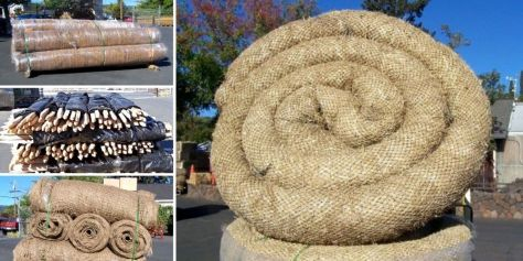 A&J Vineyard Supply: Erosion Control and Prevention Supplies