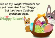 funny easter quotes