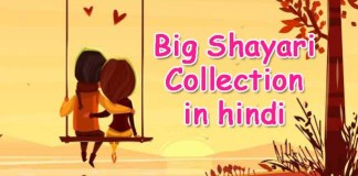 Shayari Collection in hindi