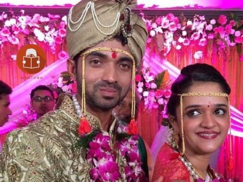Ajinkya-Rahane-Radhika-Dhopvakar-Photos