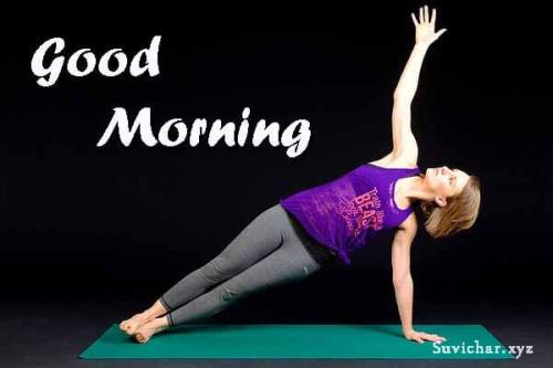 Beautiful-Girl-Doing-Yoga-Good-Morning-images