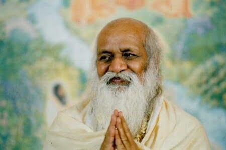 Mahrishi Mahesh yogi