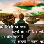 Life Shayari: Shayari on Life and Zindagi Shayari Collection In Hindi
