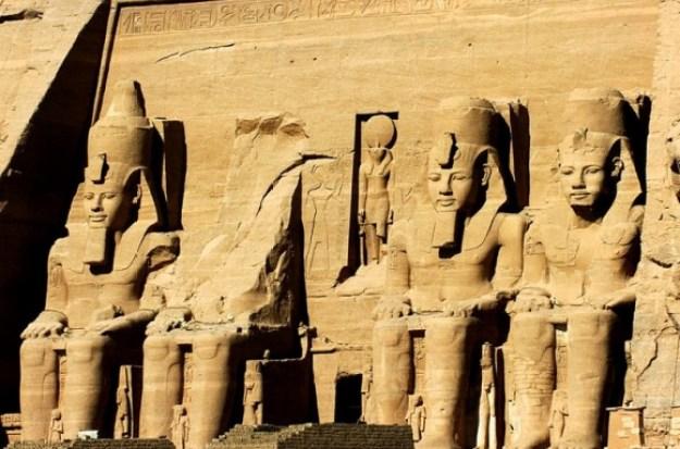 Abu Simbel Nubian Monuments, Egypt